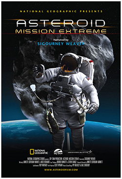 """Asteroid: Mission Extreme"" (w/ live sky tour)"