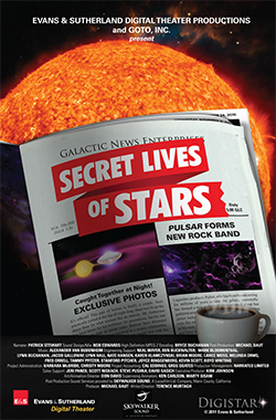 """The Secret Lives of Stars"""