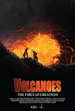 """Volcanoes - The Fires of Creation"""