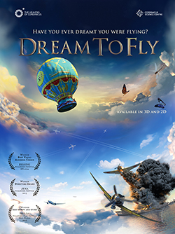 """Dream to Fly"""