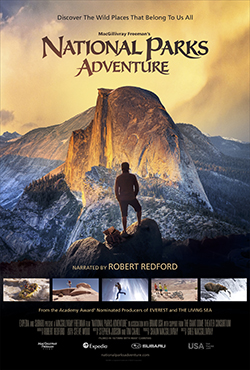"""National Parks Adventure"""